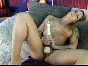 webcam hot blonde dildo masturbation