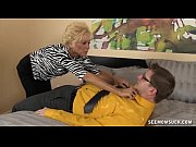 naughty granny blowjob