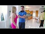 Seduced BY My Hot Gold-Digging Step-mom |FamSuck.com