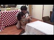 Japanese mom and son under the table Full:  bit.ly/2k2jx7a's Thumb