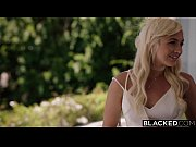 blacked first interracial for naughty blonde.