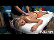 Hot massage episodes