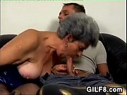 horny old woman fucks and gets.