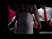 Erotisk porrfilm sexiga underkläder