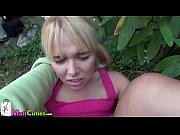 MallCuties - young blonde girl with big boobs - amateur teen fucking