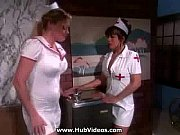 busty blond nurse fucked on bed - free.