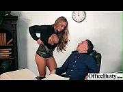 Hard Sex With Big Round Tits Nasty Office Girl (Nicole Aniston) video-19