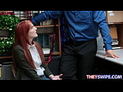 Snitching Sweety Krystal Orchid Gets Fucked