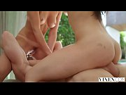 vixen two naughty college students sneak into a.