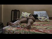 Puja playing  with Pussy