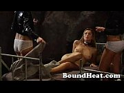 lesbian shackled bounty