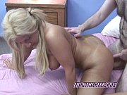 Blonde Monique getting banged with a stiff cock Thumbnail