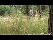 adolescente alem&atilde_o bateu na floresta -.