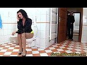 fetish whore pissed on