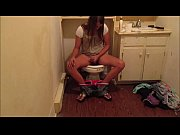Real Hidden Cam Caught Hot Teen Babe Masturbating While Using The Bathroom Cumming All Over Her Hand Making A Mess Thumbnail