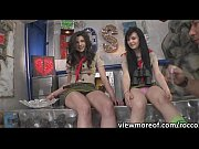 sexy scout rangers mazy teen and timea bella.