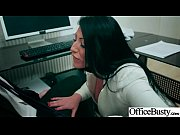 (Candi Kayne) Sexy Big Tits Office Girl Love Hard Sex clip-08
