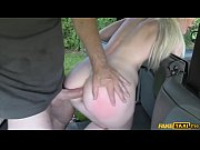 Golden shower and kinky anal with my blonde passanger Thumbnail