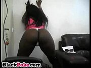 ebony shakes her sexy ass