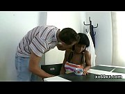 Lover assists with hymen physical and drilling of virgin cutie