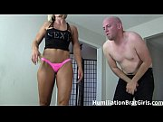 ballbusting pain with goddess rapture