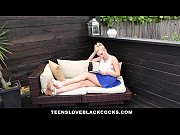 teensloveblackcocks - pierced blonde loves big.