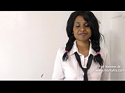 Indian naughty schoolgirl sexually bribes teacher for good grades in Hindi POV