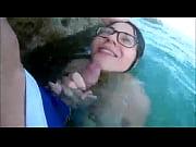 Mamada en el mar