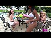 College girls carwash orgy 234
