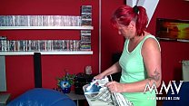 MMV FILMS Redhead German Mature Housewife