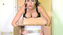 What's in the Box - The Xpanded TV Babeshow Gir...