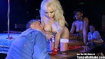 Jasmine Tame XXXMAS Stripper Gangbang Thumbnail