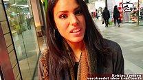 Download video bokep German amateur latina teen public pick up in sh... 3gp terbaru