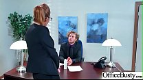 Office Sluty Girl (Britney Amber) With Big Roun... Thumbnail