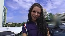 Micah Moore - want to open a car - get open her pussy Thumbnail
