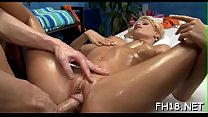 Sexy 18 year old gril gets fucked hard doggy st...
