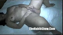 Local hoodThick Brazilian MILf pussy banged by ...