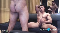Ripped Muscular Bodies and Monster Cocks Thumbnail