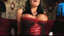 Melissa Lauren as a Vampire Thumbnail