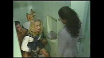 Erika Bella - Sex in the School Bathroom Thumbnail