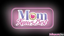 Mom Knows Best - (Anikka Albrite, Aspen Ora) - Offbeat Job Interview - Twistys
