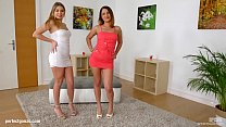 Ellen Betsy & Julia Red swaps sperm after hardc...