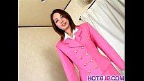 Midori Saejima in pink outfit is screwed Thumbnail