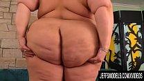 Mega Fat Erin Green Stimulates Her Plump Pussy ...