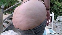 Cute super thick Nerdy Girl
