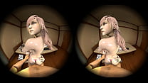 Lightning Doggy Style Threesome 1 Thumbnail