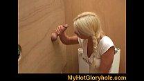 Amazing blowjob gloryhole initiation 24
