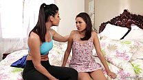 Shyla Jennings and India Summer at Mommy's Girl