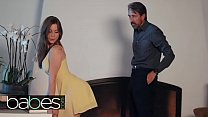 (Kayla Paris, Steve Holmes) - Waiting For A Good Girl - BABES Thumbnail