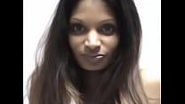 Indian Babe Layla aka Mandy - Facial Humiliation